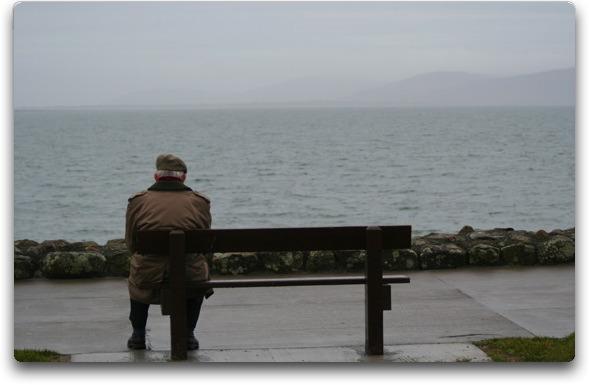 lonely man[1]