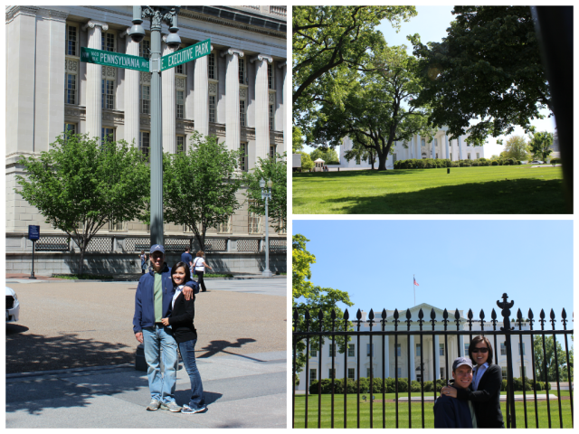 white house collage 2